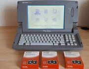 Sharp elekt digitale Schreibmaschine Display