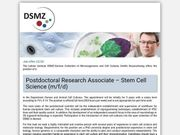 Postdoctoral Research Associate - Stem Cell