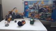 LEGO City Bergwerk