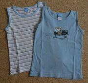 2 Unterhemden Topolino Gr 86