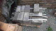 Terrassenplatte Gehwegplatte 54 cm x