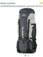 Lichfield 60 10 Rucksack Tasche