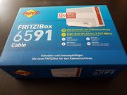 AVM FRITZ Box 6591 Cable