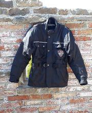 Textil Touren Jacke incl Protektoren