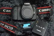 Canon EOS 6D Vollformat Digital-SLR