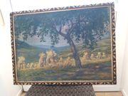 Selbstportä des Kassler Malers Ferdinand