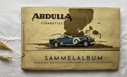 Abdulla Cigarettes - Sammelalbum Nr 1