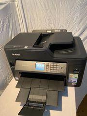 Drucker Brother A3 A4 Tintenstrahldrucker