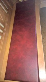 Bank Auflage 120x33 cm aus