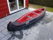 Grabner Adventure Schlauchboot Schlauchkanu Kanu