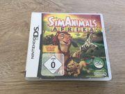 Sim Animals Afrika Nintendo DS