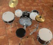 Kinder Schlagzeug