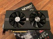 SAPPHIRE Nitro AMD Radeon RX580