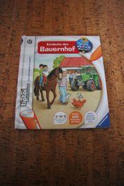 Ravensburger tiptoi- Buch Entdecke den