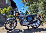 Klassiker Honda CB 750 four