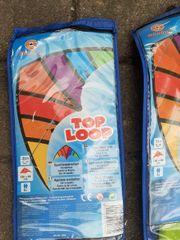 2 mal verpackte Sportlenkdrachen Top