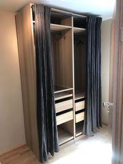 Kleiderschrank mit Innenleben - IKEA PAX