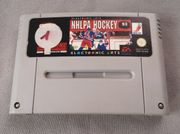 NHLPA Hockey 93 Super Nintendo