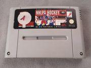NHLPA Hockey 93 Super Nintendo