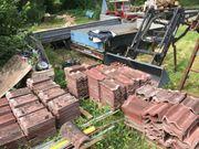 Dachziegel wenig gebraucht wegen Umbau EUR150