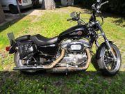 Harley 883 Sportster NUR 1