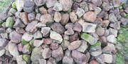 Sandstein Kopfsteinpfaster rund