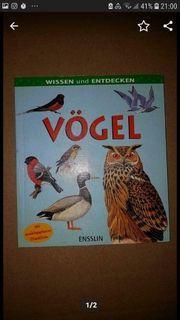 Buch über Vögel