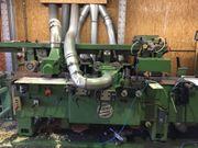 Hobelmaschine Weinig Unimat 22E