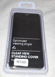 Transparente Handyhülle für Samsung Galaxy