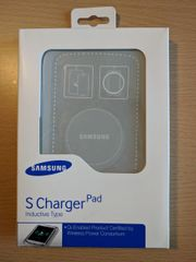 Samsung S Charger Pad