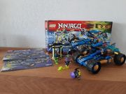 Lego Ninjago Jay Walker One