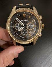 Fossil Herren-Armbanduhr Chronograph Sport CH2615