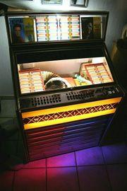 Lyric Musikbox Jukebox aus den