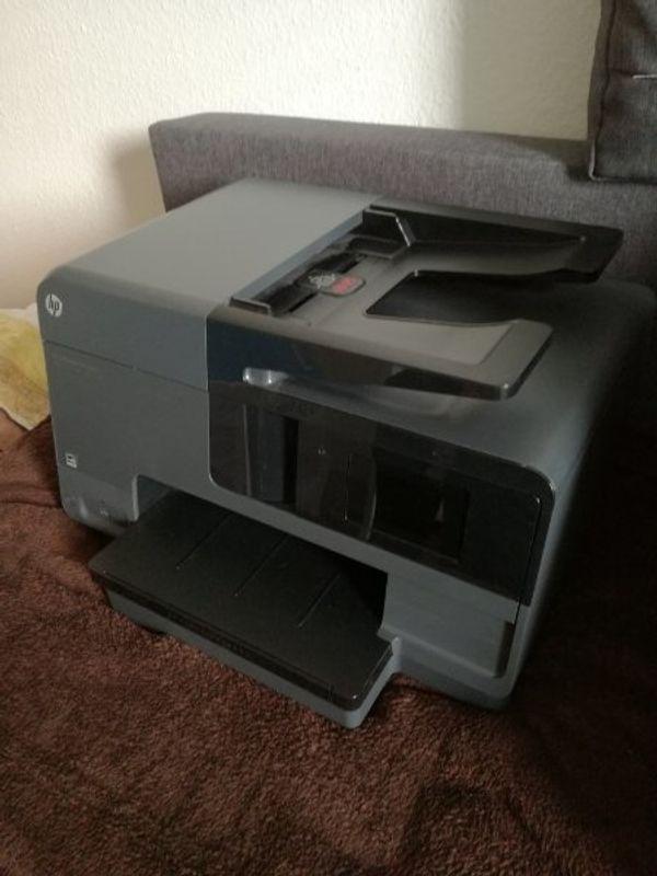 HP Officejet Pro 8615 all-in-one