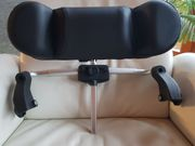 Rollstuhl-Kopfstütze