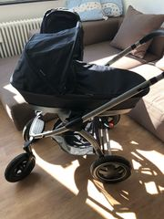 Kinderwagen MURA 4 Plus black