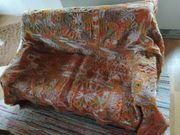 Handgefertigte Überwurfdecke für Sofa oder