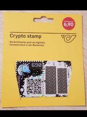 Crypto Stamp SELTEN 5 STELLIG