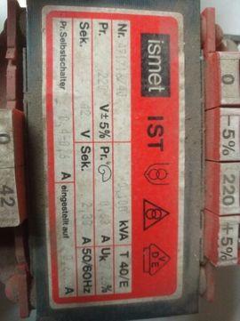 Werkzeuge - Steuer Trafo Schweißgerät