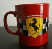 Ferrari Tasse rot Scuderia SF