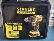Stanley 18 Volt Akku-Schlagbohrschrauber mit