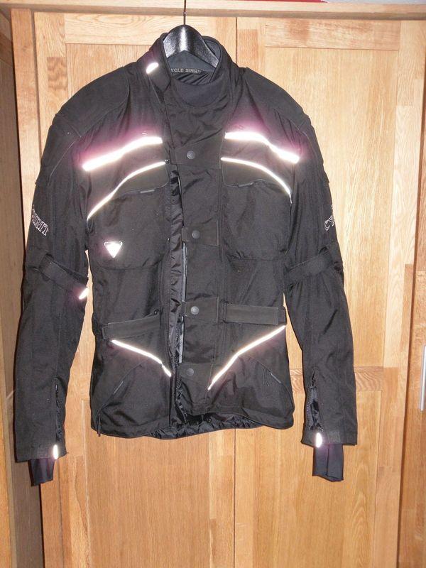 Motorradtextiljacke cycle spirit Gr 98