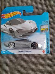 Hot Wheels MCLAREN SPEEDTAIL Grau