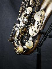 Thomann Antique Tenor Saxophon neuwertig
