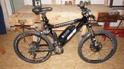 Rotwild GT2 carbon E-bike Umbau