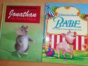 Jonathan die freche Maus und