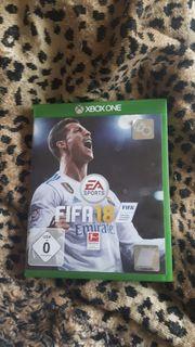 Xbox one Spiel Fifa 18