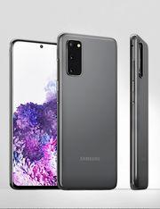 Samsung Galaxy s20 Silber 128GB