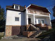 Ungarn Familienhaus im Gebirge nähe