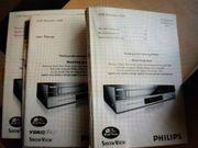DVD Recorder VCR